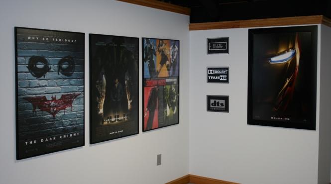 Рамки для постеров из профиля Nielsen (Нильсен)